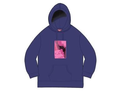 Supreme My Bloody Valentine Hooded Sweatshirt Washed Navyの写真