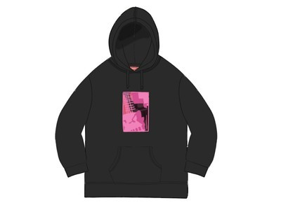 Supreme My Bloody Valentine Hooded Sweatshirt Blackの写真