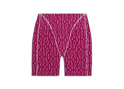 adidas Ivy Park Monogram Short Tights Bold Pink (SS21)の写真