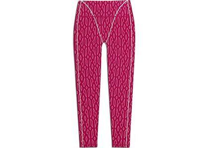 adidas Ivy Park Monogram Tights Bold Pink (SS21)の写真