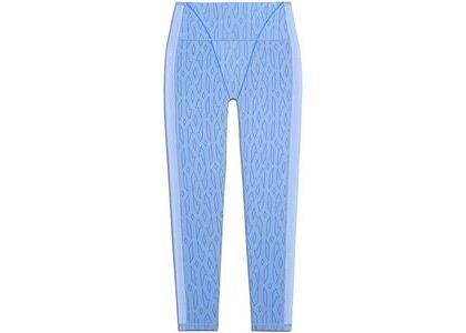 adidas Ivy Park Mesh Monogram Tights Light Blue/Bright Blue (SS21)の写真