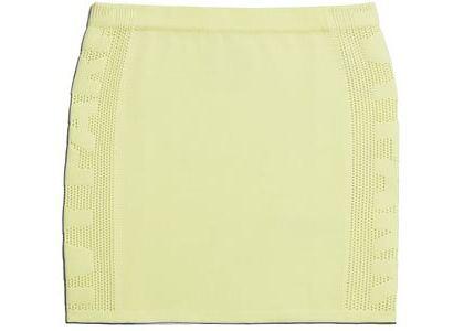 adidas Ivy Park Knit Skirt Yellow Tint (FW20)の写真