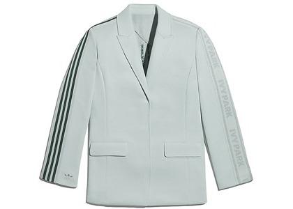 adidas Ivy Park 3-Stripes Suit Jacket Green Tint (FW20)の写真
