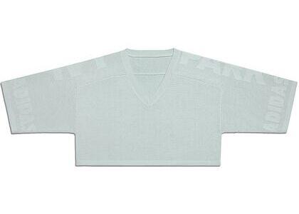 adidas Ivy Park Knit Crop Jersey Green Tint (FW20)の写真