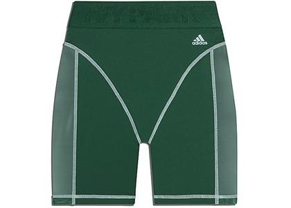 adidas Ivy Park Cycling Shorts Dark Green (FW20)の写真