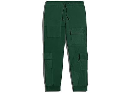 adidas Ivy Park Cargo Sweat Pants Gender Neutral Dark Green (FW20)の写真