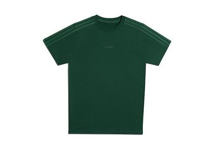 adidas Ivy Park 3-Stripes Tee Gender Neutral Dark Green (FW20)の写真