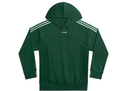 adidas Ivy Park Long Sleeve Hoodie Gender Neutral Dark Green (FW20)の写真