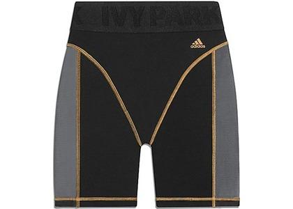 adidas Ivy Park Cycling Shorts Black (FW20)の写真