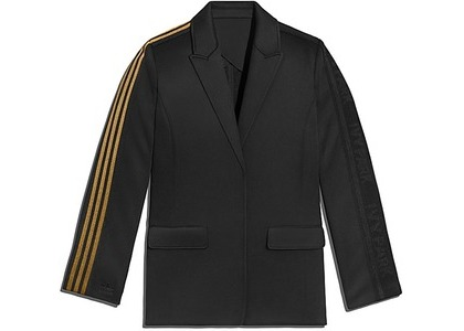adidas Ivy Park 3-Stripes Suit Jacket Black (FW20)の写真