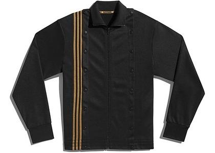 adidas Ivy Park 3-Stripes Track Jacket Gender Neutral Black (FW20)の写真