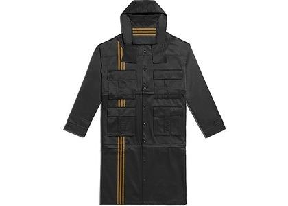 adidas Ivy Park Convertible Jacket Gender Neutral Black (FW20)の写真