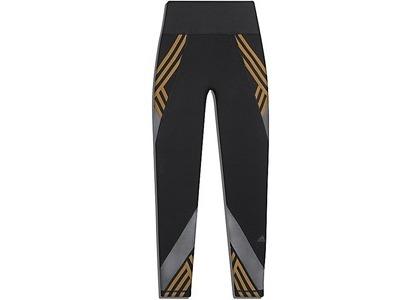 adidas Ivy Park 3-Stripes Tights Black (FW20)の写真