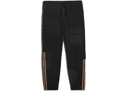 adidas Ivy Park Cargo Sweat Pants Gender Neutral Black (FW20)の写真