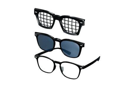 JINS&SUN × Verdy Type V Blackの写真