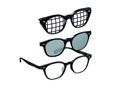 JINS&SUN × Verdy Type D Blackの写真