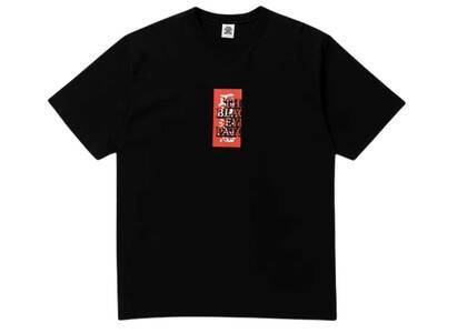 The Black Eye Patch Handle With Care Tee Black/Red (SS21)の写真