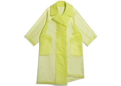 adidas Ivy Park Organza Jacket Yellow Tint (FW20)の写真