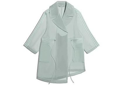 adidas Ivy Park Mesh Jacket Green Tint (FW20)の写真