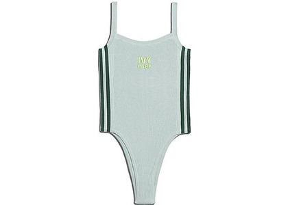 adidas Ivy Park Knit Tank Bodysuit Green Tint (FW20)の写真