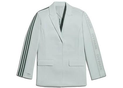 adidas Ivy Park 3-Stripes Suit Jacket Green Tint/Dark Green (FW20)の写真