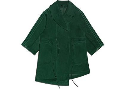 adidas Ivy Park Mesh Jacket Dark Green (FW20)の写真