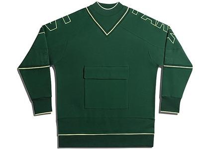 adidas Ivy Park Cargo Sweatshirt Dark Green (FW20)の写真