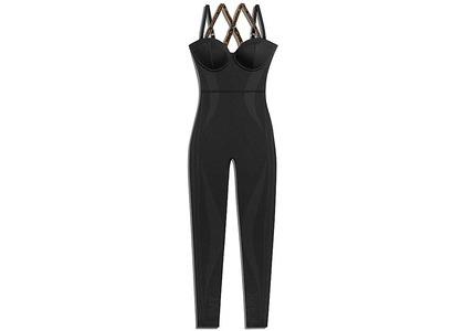 adidas Ivy Park Knit Catsuit Black (FW20)の写真