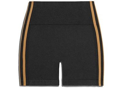 adidas Ivy Park High-Waisted Shorts Black (FW20)の写真