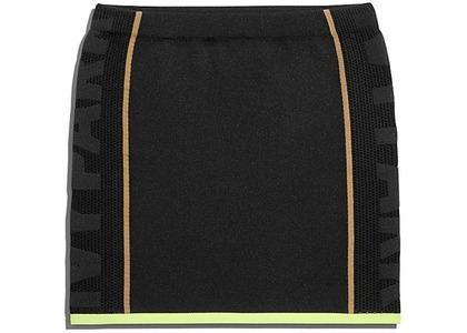 adidas Ivy Park Knit Skirt Black/Mesa (FW20)の写真