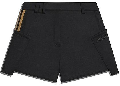 adidas Ivy Park Suit Shorts Black/Mesa (FW20)の写真