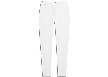 adidas Ivy Park Latex Pants Core White (SS21)の写真
