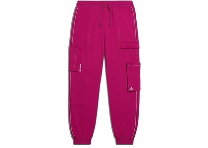 adidas Ivy Park Cargo Sweat Pants Bold Pink (SS21)の写真