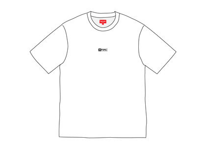 Supreme Invert S-S Top Whiteの写真