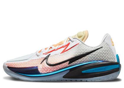 Nike Zoom GT Cut White/Raser Blueの写真