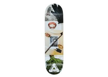 Palace × Juergen Teller 8.1 Skateboard Deck Multi (SS21)の写真