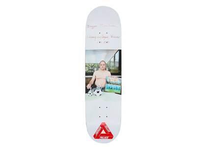Palace × Juergen Teller 8.375 Skateboard Deck Multi (SS21)の写真