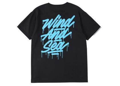 It's A Living × Wind And Sea Tagging Tee Blackの写真