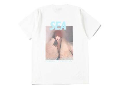 GRACECHOW × Wind And Sea Photo Tee Whiteの写真