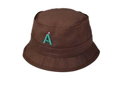 Wind And Sea A32 Sea Bucket Hat Brownの写真