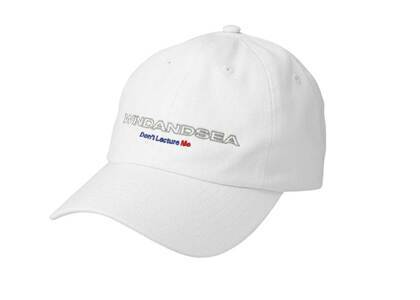 Wind And Sea DLM Sharpness Dad Cap Whiteの写真