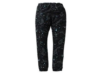 Bape Space Camo Track Pants Black (SS21)の写真