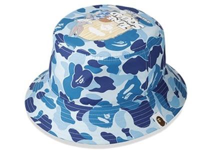 Space Jam × Bape Abc Camo Bucket Hat Blue (SS21)の写真