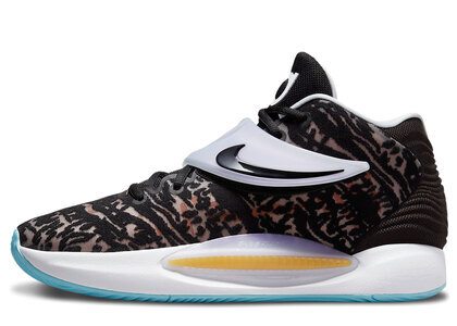 Nike KD14 EP Black/Kopaの写真