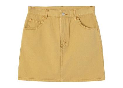 X-girl Basic Mini Skirt Beigeの写真