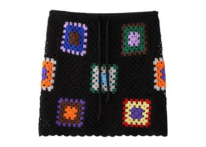 X-girl Crochet SKIRT Multiの写真