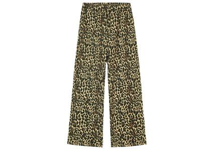 X-girl Multi Pattern Easy Straight Pants Beige 105215031012の写真