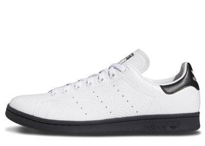 adidas Stan Smith White/Blackの写真