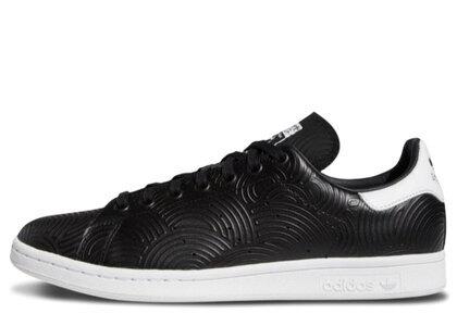 adidas Stan Smith Black/Whiteの写真