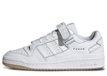 adidas Forum Low White Gumの写真